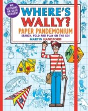 handford Wheres Wally Paper Pandemonium