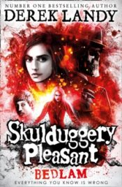 landy bedlam skulduggery pleasant