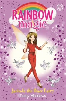 meadows Rainbow Magic Jacinda the Peace Fairy