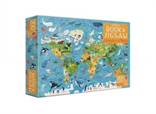 smith Animals of the World Book and Jigsaw