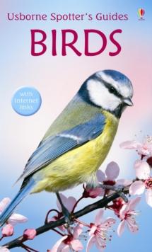 usborne spotters guide birds