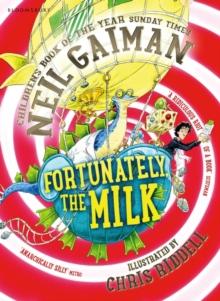 gaiman milk