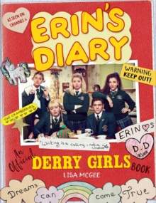 mcgee Erins Diary Official Derry Girls Book