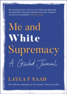 saad Me and White Supremacy Guided Journal