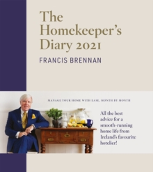 Homekeeper's Diary 2021 Francis Brennan