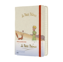 Moleskine Limited Edition Petit Prince 2021 12-Month Daily Pocket Diary : Fox