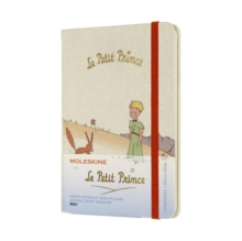 Moleskine Limited Edition Petit Prince 2021 12-Month Weekly Pocket Diary : Fox