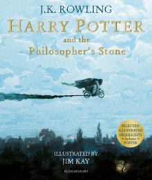 rowling Harry Potter and the Philosopher's Stone Illustrated Edition