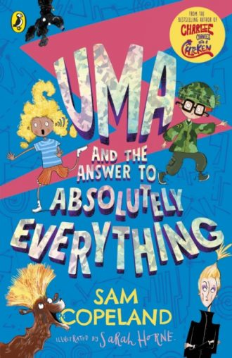 copeland uma and the answer to absolutely everything