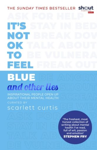 curtis its not ok to feel blue