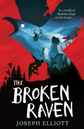 elliot broken raven