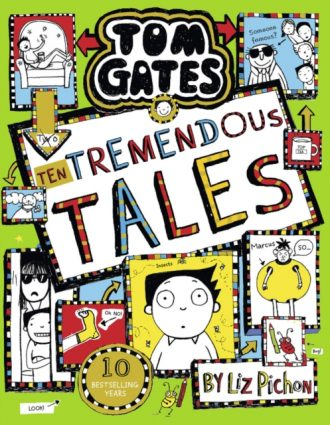 pichon tom gates tremendous tales