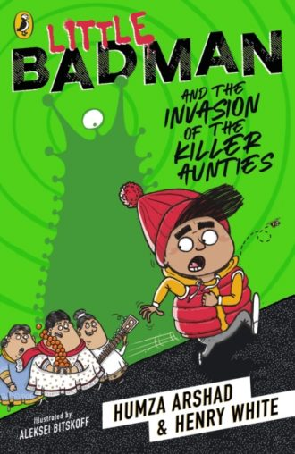 arshad little badman and the invasion of the killer aunties