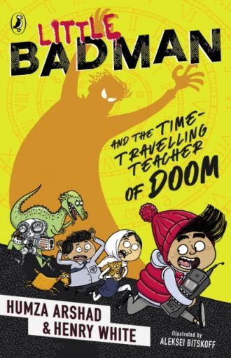 arshad little badman and the time travelling teacher of doom