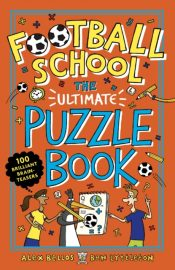 bellos football school ultimate puzzle book