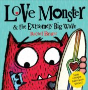 bright love monster and the extremely big wave