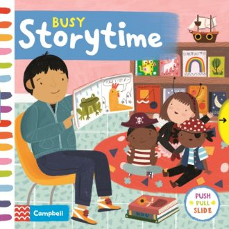 campbell busy storytime