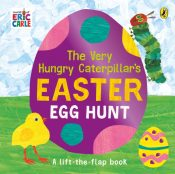 carle very hungry caterpillar easter egg hunt