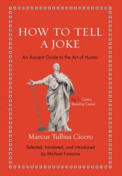 cicero how to tell a joke
