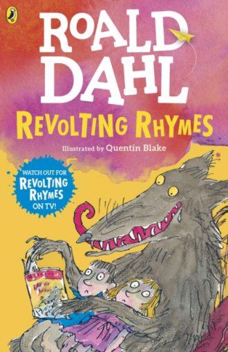 dahl revolting rhymes