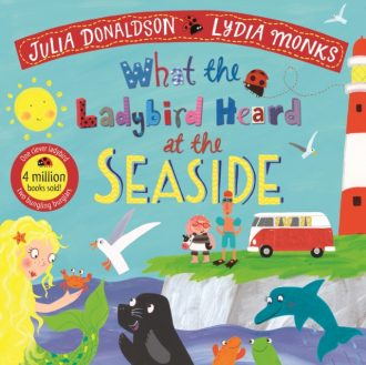 donaldson what the ladybird heard at the seaside
