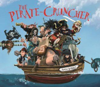 duddle pirate cruncher