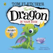 fletcher theres a dragon in your book