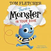 fletcher theres a monster in your book