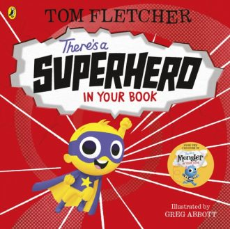 fletcher theres a superhero in your book