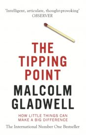 gladwell tipping point