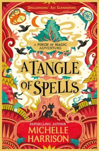 harrison tangle of spells