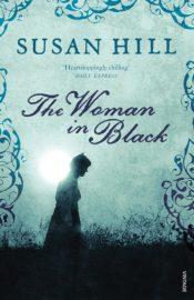 hill woman in black