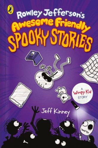 kinney awesome friendly spooky stories