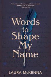 mckenna words to shape my name