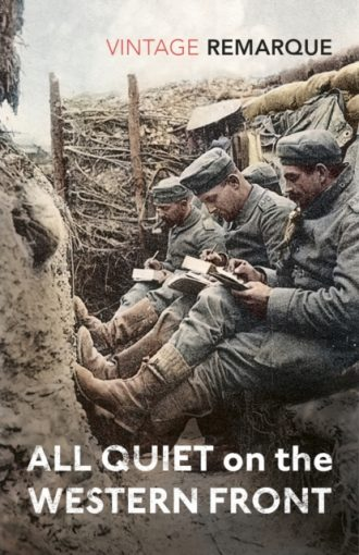 remarque all quiet on the western front