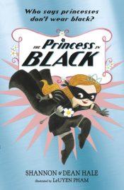hale princess in black
