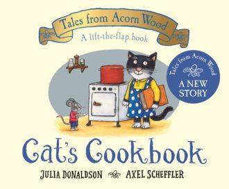 donaldson cats cookbook
