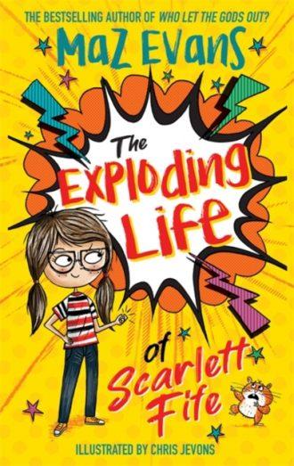 evans exploding life of scarlett fife