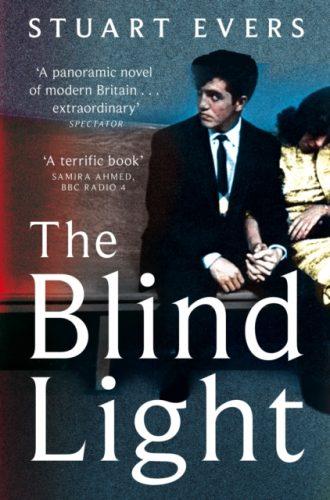 evers blind light