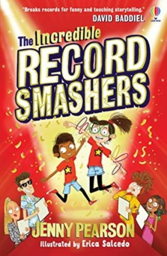 pearson incredible record smashers