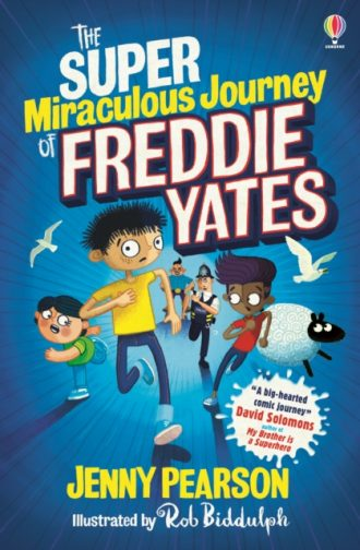 pearson super miraculous journey of freddie yates