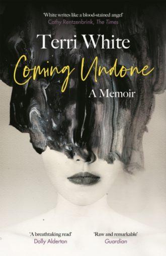 white coming undone