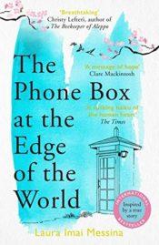 messina phone box at the edge of the world